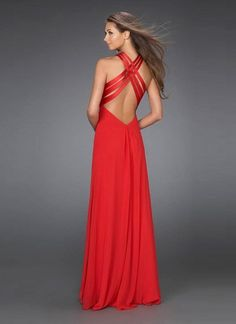 2011 Style Empire High Neck  Sleeveless Floor-length Chiffon  Bridesmaid / Evening Dresses / Prom Dresses