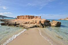 Cala Tarida. (Foto Daniel Fernández Molina). Ibiza