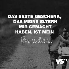 sprüche bruder Die 38 besten Bilder von Bruderherz in 2019 | Sisters, Big sisters  sprüche bruder