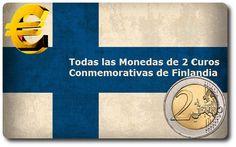 Todas las Monedas de 2 Euros Conmemorativas de Finlandia