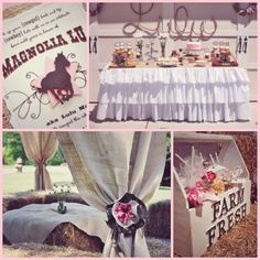 1000 images about country baby shower on pinterest cowgirl country