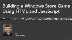 Lynda - Building a Windows Store Game Using HTML and JavaScript  http://tutdownload.com/all-tutorials/programming/microsoft/lynda-building-a-windows-store-game-using-html-and-javascript/