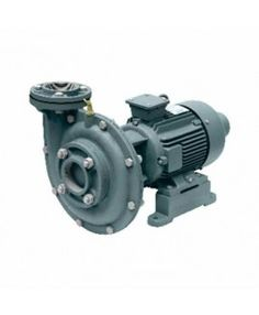 Oswal Monoblock Pump OMB-52-1PH (5HP) is an apt monoblock pump which can be used to fulfill different water needs., Power Rating 5 HP and 3.7 KW, Pressure 1 Bar , Head Range 8-11 Meter, Flow Range 565-1140 LPM, Packaging Unit-1, Warranty- As per manufacturer's warranty policy.