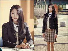 'Orange Marmalade' drops images of AOA's Seolhyun in school uniform - http://www.kpopmusic.com/artists/orange-marmalade-drops-images-of-aoas-seolhyun-in-school-uniform.html