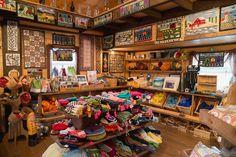 Jean's Gift Shop | Cheticamp hooked rugs, kits, wool, burlap, hooking frames, socks, handmade slippers, hats,local crafts, and a big smile when you walk in! 10 La Prairie Rd Petit-Etang, Nova Scotia (902) 224-2758