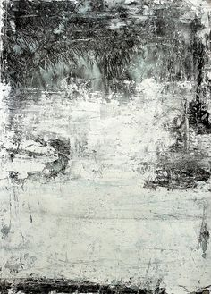 Bild_1418_black_white_play_No.2_A3_mixed_media_on_paper_2014 by...