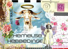 Inge Kolstee: Mailart