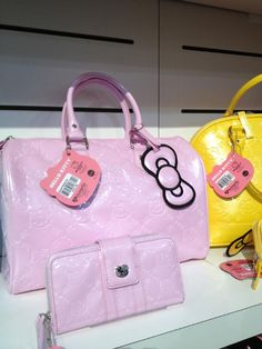 Hello Kitty Hand Bag @ MAGIC Tradeshow Las Vegas 2012