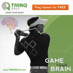 THINQ Golf | Mobile Golf App for training the Mental Game of Golf | 10 Minutes to Better Golf | www.THINQGolf.com