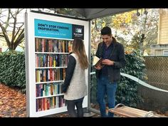 Royal Roads University: Community bookshelf