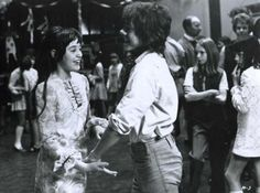 She must have been in 7th heaven!  :)  Jack Wild and Tracy Hyde {Melody}