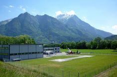 Hubschrauberlandeplatz Balzers Liechtenstein - Liechtenstein – Wikipedia