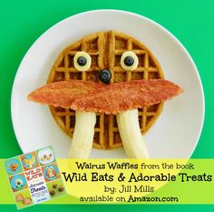 Food Art Made Easy | Healthy Ideas for Kids