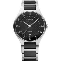 Titanium Collection; Men's watch; BERING Bestseller; 11739-702