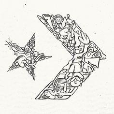 PATRIK MOLLWING (@patrikmollwing) • Foton och videoklipp på Instagram Tattoos, Drawings, Illustration, Instagram, Tatuajes, Tattoo, Sketches, Illustrations, Drawing