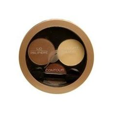 Sally Hansen Natural Beauty by Carmindy Instant Definition Eye Shadow Palette - Stone, (eye shadow)