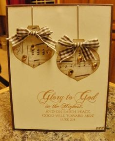 Yet another Ornament Card by nwilliams6 - Cards and Paper Crafts at Splitcoaststampers