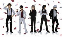Tags: Gin Tama, Pixiv, Sakata Gintoki, Takasugi Shinsuke, Katsura Kotaro, Tatsuma Sakamoto, Shouyou Yoshida, Pixiv Id 540, Joui