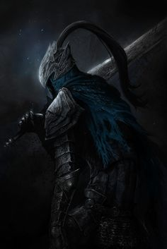 Dark Souls Knight Artorias by damie-m.deviantart.com on @deviantART