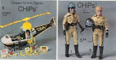 ChiPs toys from a 1980 catalog. #1980s #toys http://www.retrowaste.com/1980s/toys-in-the-1980s/