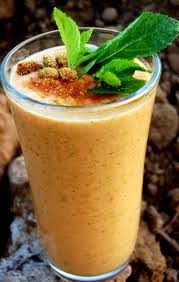 Carrot Lime Smoothie