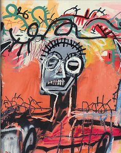 Jean-Michel Basquiat Untitled 1981 world auction record Christie's  The Christie's sale saw Untitled 1981 secure the world record at £12.9m ($20.1m)