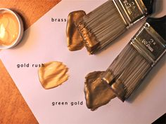 Choosing Metallic Paint for a Wall Project