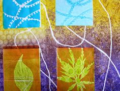 Have you been overlooking some readily available, fun textures for creating great images in your Gelli ® prints?   Watch this video and r...
