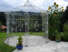 Inspirationen für Ihren Garten - Luxus-Pavillons