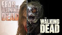 We thought of presenting Fear Walkers Vs TWD Walkers to you.In Walking Dead companion series zombies are fresher unlike decayed as they are on Walking Dead.