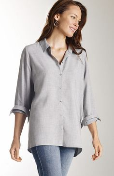 shirts & tops > the ultimate shirt at J.Jill