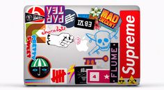 "Watch Apple's Brand New ""Stickers"" Ad for MacBook Air featuring Supreme and Others"