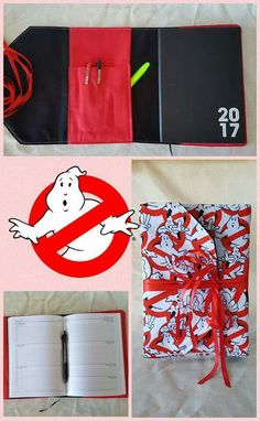 Ghostbusters 2017 diary $30