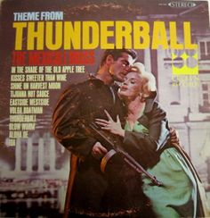 The Mexicali Brass - Theme from Thunderball (1966)