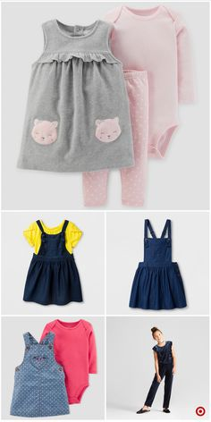 Fashion Jewelry For Toddlers Cute Girl Outfits, Cute Outfits For Kids, Baby Girl Dresses, Toddler Outfits, Baby Outfits, Baby Girl Fashion, Toddler Fashion, Kids Fashion, Baby Girl Shirts