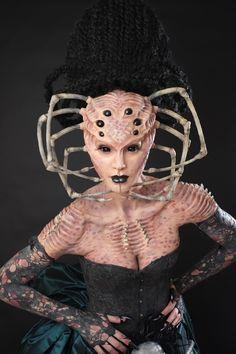 monster makeup - Google Search
