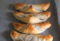 Nut free chocolate croissants - Real Recipes from Mums