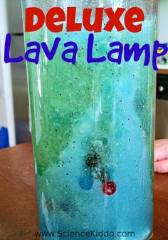 Lava Lamp Science Fair Project Entrancing Lava Lamp Experiment  Science Fair Board  Made  It's A Theme Decorating Inspiration