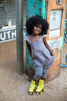 Babiekins Magazine Skates & Sweet Summer Days by Creative Soul Photography Beautiful Black Babies, Beautiful Children, Black Girls Rock, Black Kids, Natural Hairstyles For Kids, Natural Hair Styles, Curly Kids, Roller Disco, More Cute