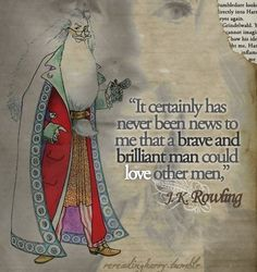 """It certainly has never been news to me that a brave and brilliant man could love other men."" 