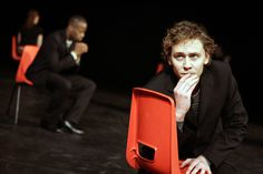 #TomHiddleston in The Changeling at the Barbican Theatre, London, 2006.