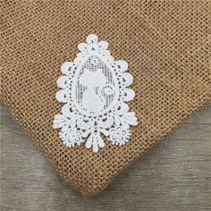 100pcs/lot 7.5*4.5cm Fashion Embroidery Cute Cat Oval White Lace Patch Motif…