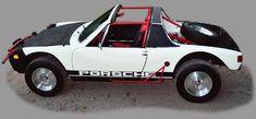 914 off road Porsche 914, Porsche Sports Car, Porsche Cars, Porsche Replica, Custom Porsche, Baja Bug, Off Road, Car Car, Sport Cars