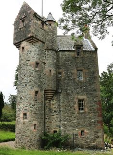 Weater Kames Castle, SCOTLAND