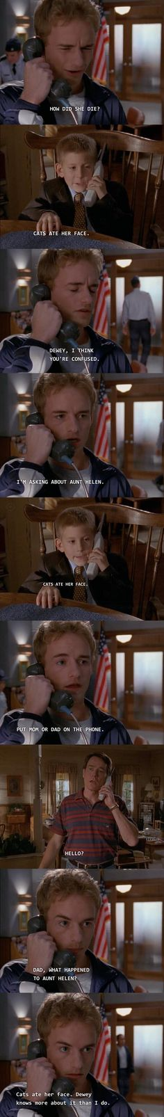 One of my favorite moments from Malcom in the Middle