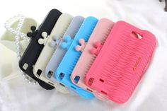 Luxury Handbag Case Silicone Cover for Samsung Galaxy Note 2 N7100 Note 3 S4 S3, iPhone (Handbag iPhone 4 case)