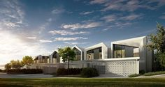 The new Peninsula Residences at The Glades | Robina, QLD Australia | by Sunland Group