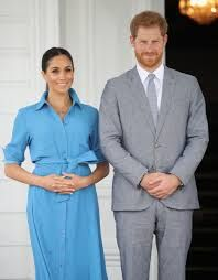 Prince Harry and Meghan Markle have hired what's been highlighted as the first all-female senior leadership team in a royal household. Here's why that's such a big deal for the royal family. Tonga, Meghan Markle Prince Harry, Prince Harry And Meghan, Duke And Duchess, Duchess Of Cambridge, Light Grey Suits, Isabel Marant, Archie, Royalty