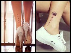 I tatuaggi sulla caviglia possono essere molto originali e sensuali, ma quanto è doloroso farsene uno? Quali sono i design più adatti per questo placement?
