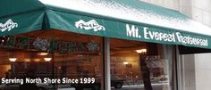 Mt Everest Restaurant in Evanston. Definitely great Indian Food in Evanston. While the restaurants on Devon provide more variety, this restaurant is high quality and right in the heart of Evanston.